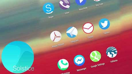 Solstice HD Theme Icon Pack v3.0