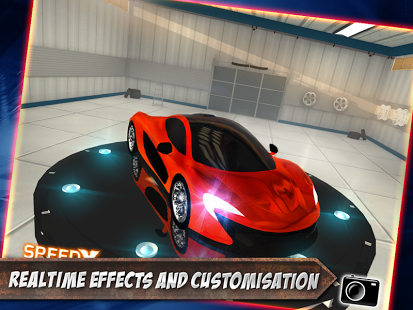 Speed X Extreme 3D Car Racing v2.5 + data