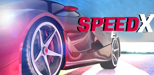 Speed X Extreme 3D Car Racing v1.1 + data