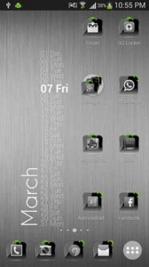 THEME CRYSTAL BLACK HD PACK147