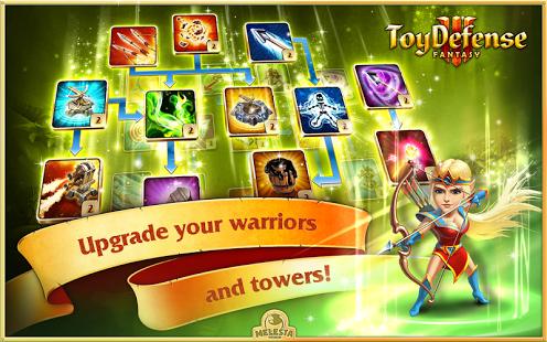 Toy Defense 3: Fantasy – TD v1.14.0 + data
