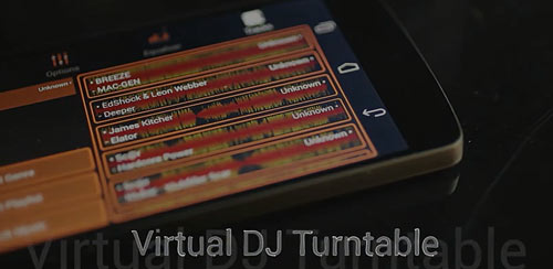 Virtual-DJ-Turntable