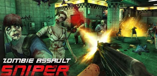 Zombie-Assault-Sniper