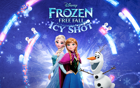 Frozen Free Fall: Icy Shot v2.5.5