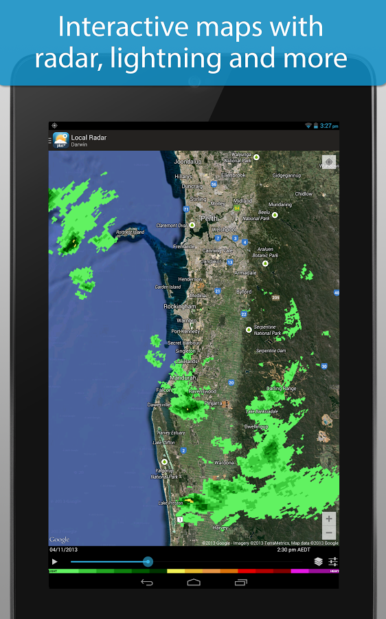 Weatherzone Plus v4.1.2