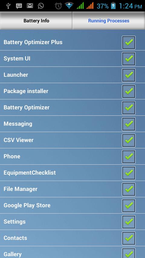 Battery Optimizer Plus v1.0