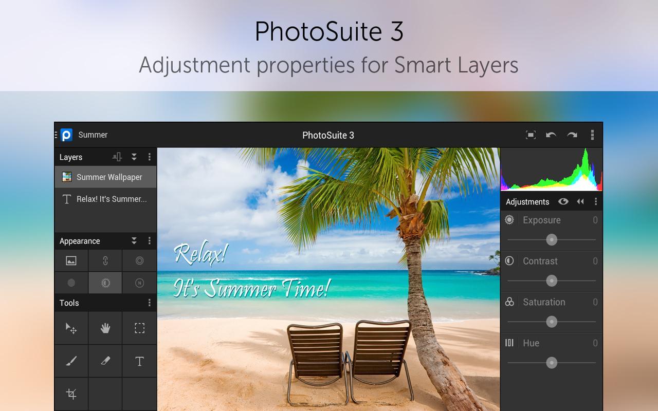 PhotoSuite 3 Photo Editor v3.2.184