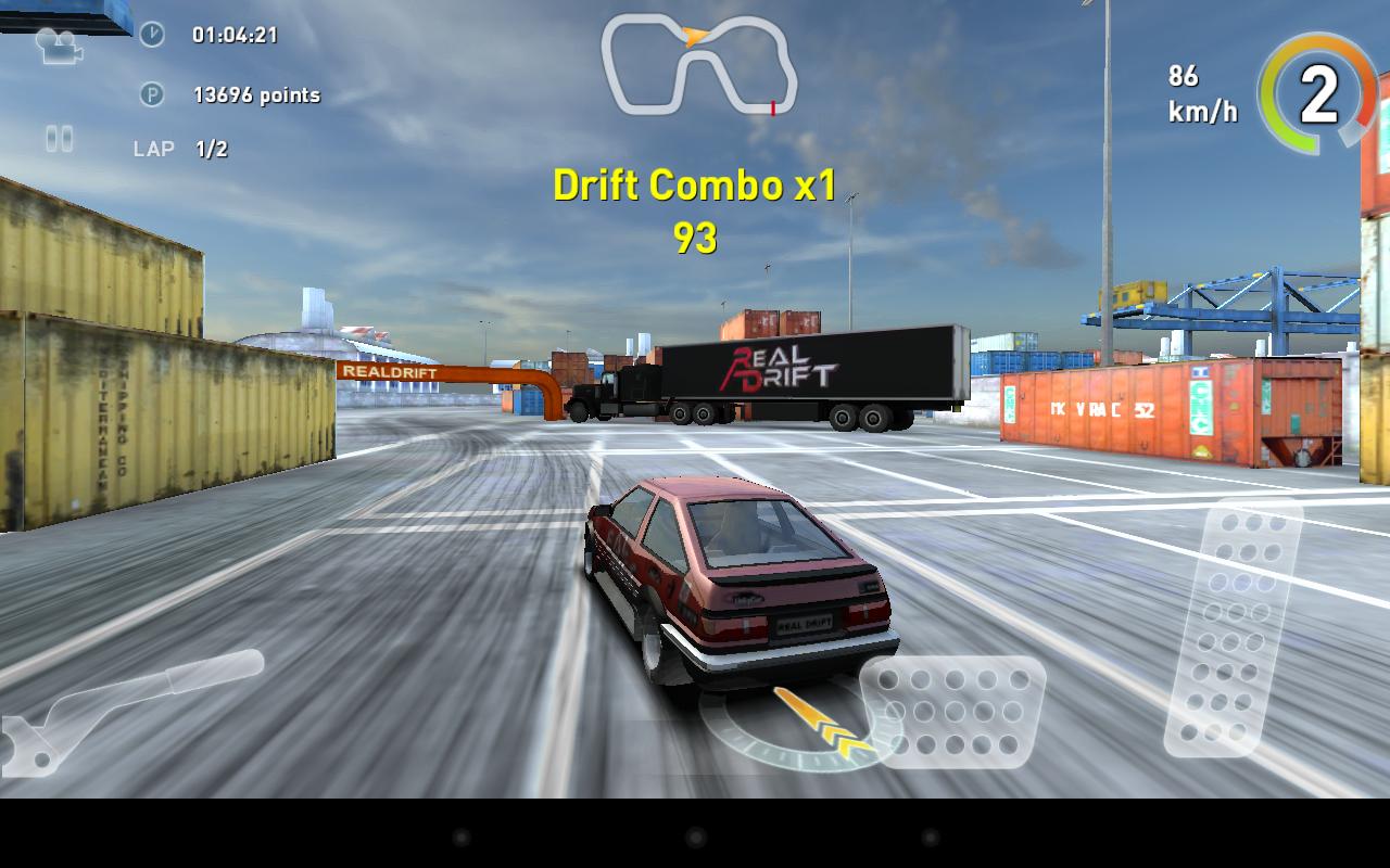 Real Drift Car Racing Free v1.2 + data
