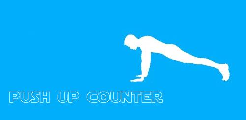 نرم افزار شمارنده آندروید Push Up Counter Pro v1.0.1
