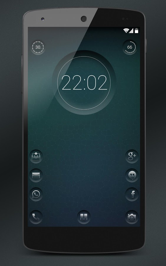 ۷null icons – Nova Apex Holo v1.32