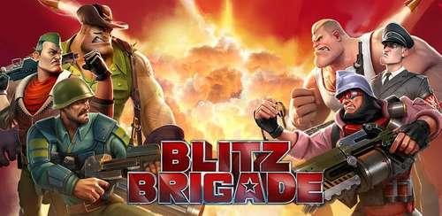 بازی رعد آسا Blitz Brigade – Online FPS fun v2.0.1b