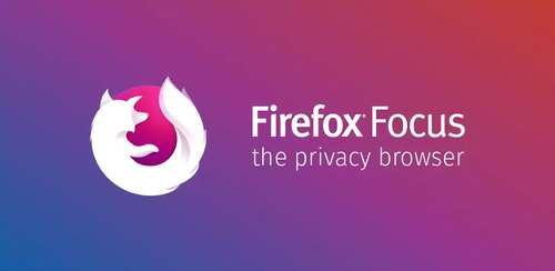 Firefox Focus: The privacy browser v4.0