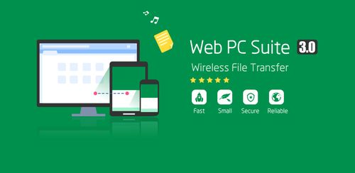 Web PC Suite – File Transfer v3.1.8