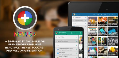 News+ | Google News RSS Reader v2.0.2