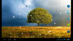 تصویر محیط Awesome-Land 2 live wallpaper : Plant a Tree !! v1.9.2