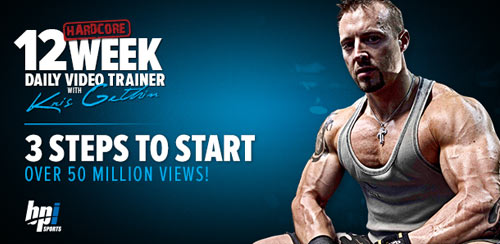 Kris Gethin's 12 Week Trainer v1.5