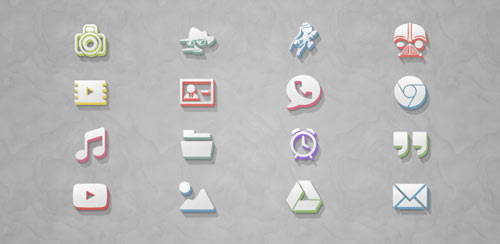 3Dion – Icon Pack v3.5