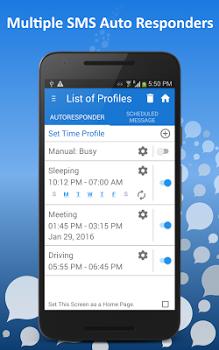 Autoresponder / SMS Scheduler v6.1.2