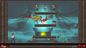 تصویر محیط Stupid Zombies 2 v1.5.2