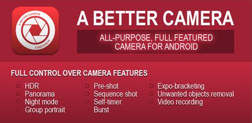 A Better Camera Unlocked v3.50