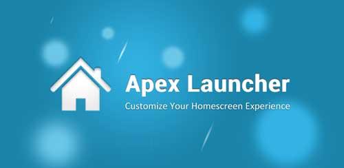 Apex Launcher v3.1.0