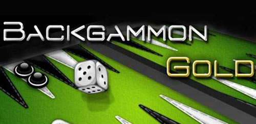 Backgammon-Gold