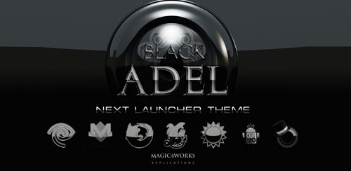 HD Next Theme Black Adel v2.35