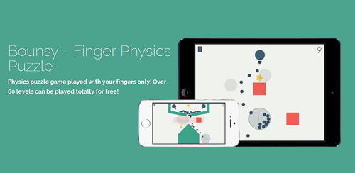 Bounsy – Finger Physics Puzzle 1.2.1
