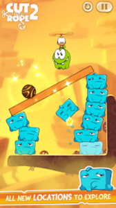 CUT THE ROPE 21