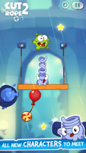 CUT THE ROPE 2147