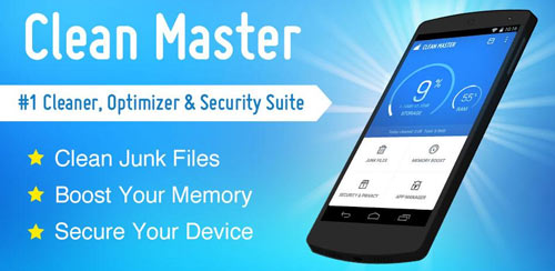 Clean Master – Free Optimizer v5.3.0 build 50301283