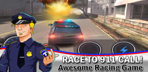 Cop Car Smash ! Police Racer v1.0