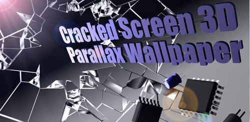 Cracked Screen 3D Parallax PRO v.1.0.5