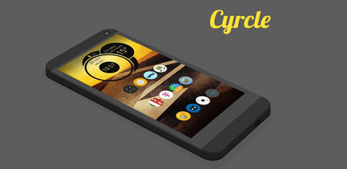 Cyrcle Icon Theme Apex Go Nova v10.0