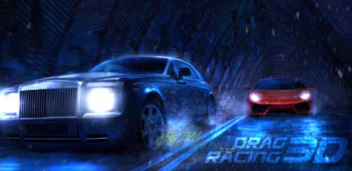 Drag Racing 3D v1.7.1 + data