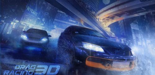 دانلود بازی انروید Drag Racing 3D v1.7.7 + data