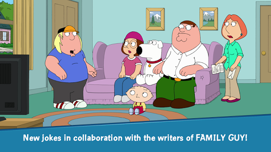 Family Guy The Quest for Stuff v1.78.0