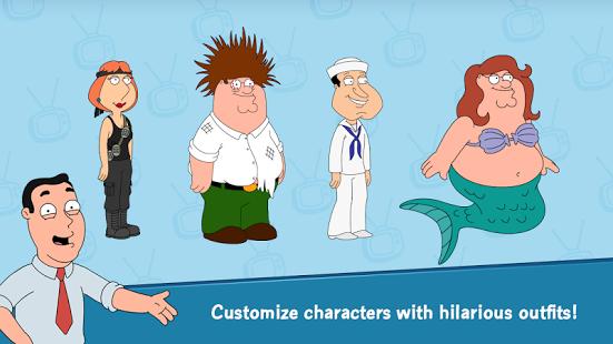 Family Guy The Quest for Stuff v1.38.0