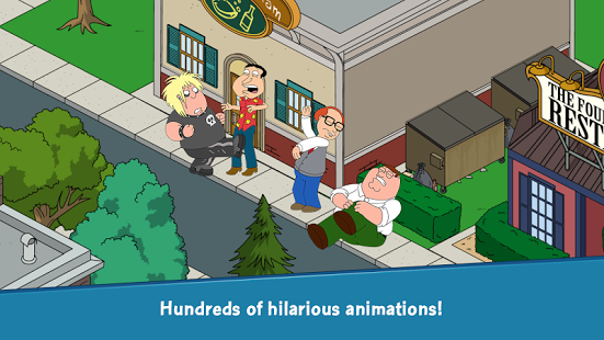 Family Guy The Quest for Stuff v1.38.0