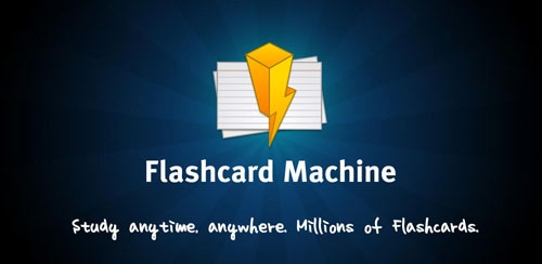 Flashcard-Machine