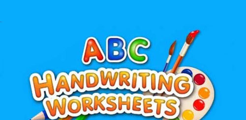 ABC Handwriting Worksheets v1.5.0