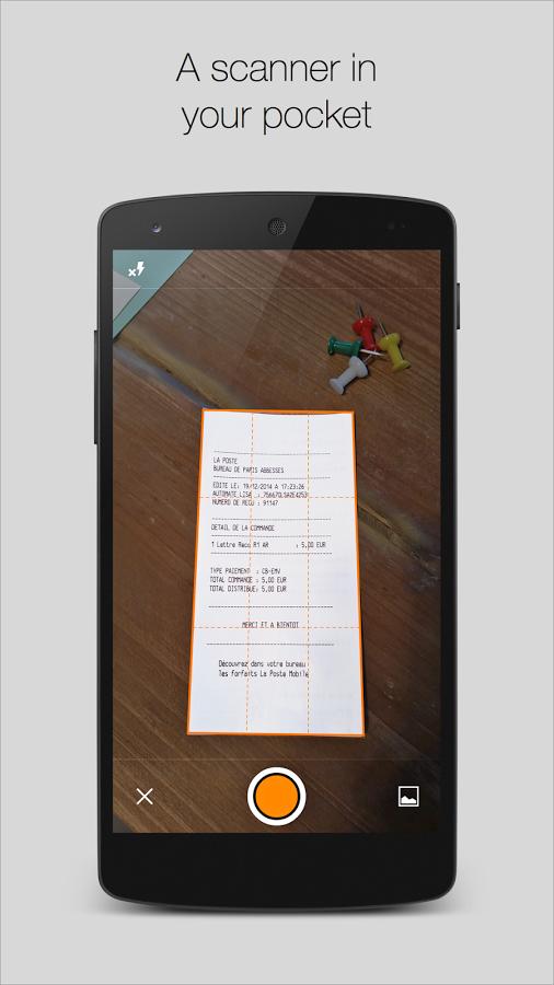 genius scan pdf scanner v4.0