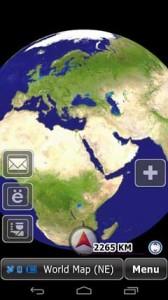 GeoNET GPS Navigator47