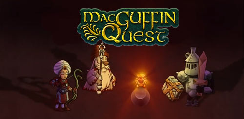 MacGuffin-Quest
