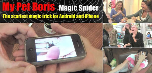 Magic-Spider