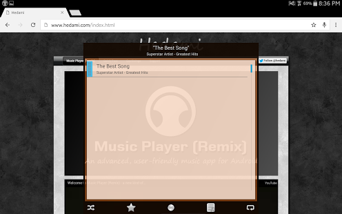 Music Player (Remix) v1.6.7