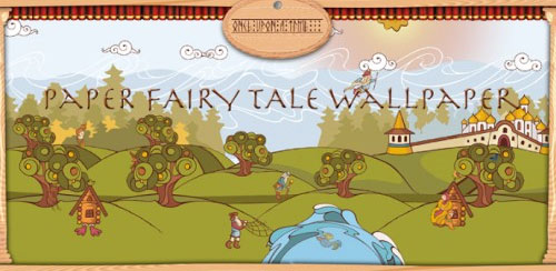 Paper Fairy Tale Wallpaper PRO v1.1