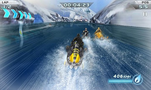 Powerboat Racing 3D v1.3