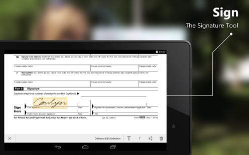 ScanWritr: scan docs, PDF, fax v3.2.1