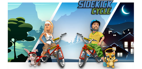 Sidekick Cycle v1.1.6 – Unlimited Gold
